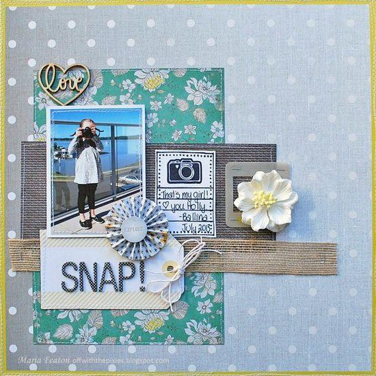 Snap! - Scrapbook.com