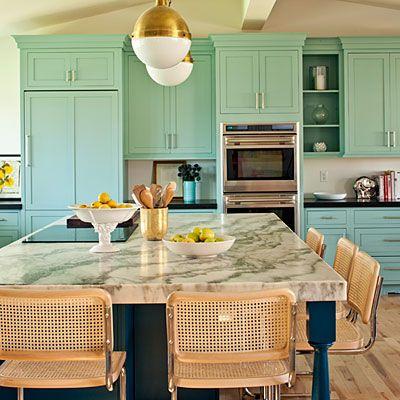 Oversize #Kitchen Island