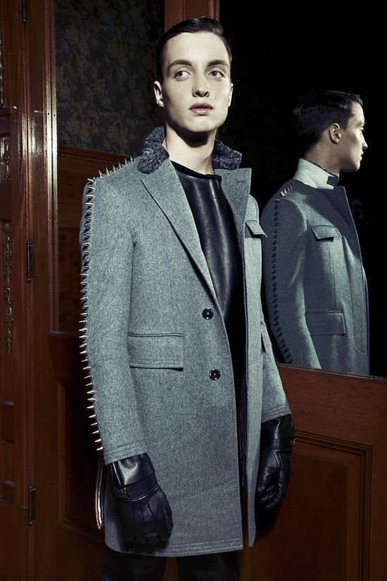After Dark Editorial Fall Winter 2012