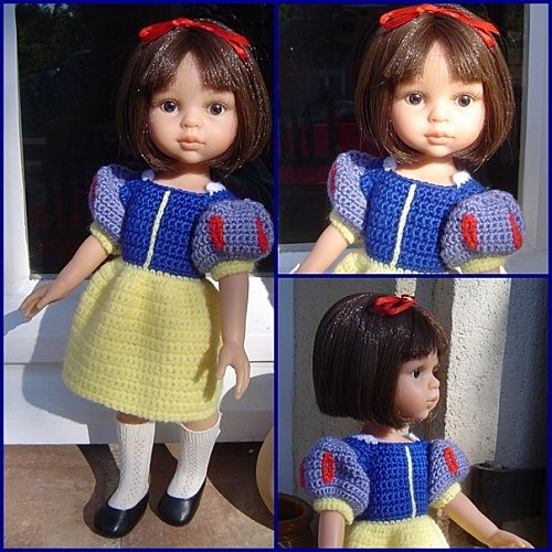 OMG- the girl would LOVE this for her doll...
