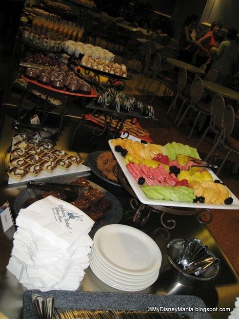 mkfruit @ Fireworks Dessert Party