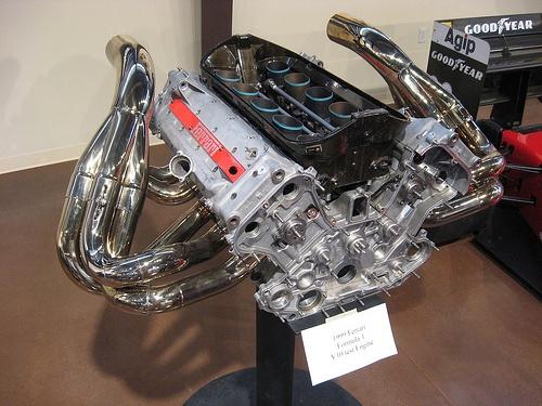 Ferrari V10