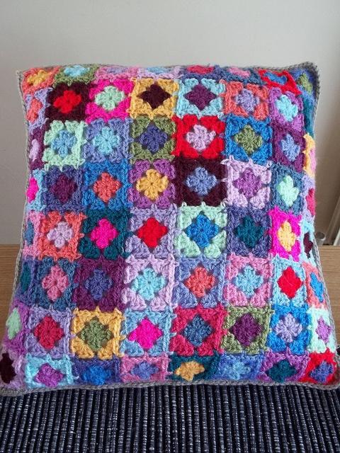 small granny squares