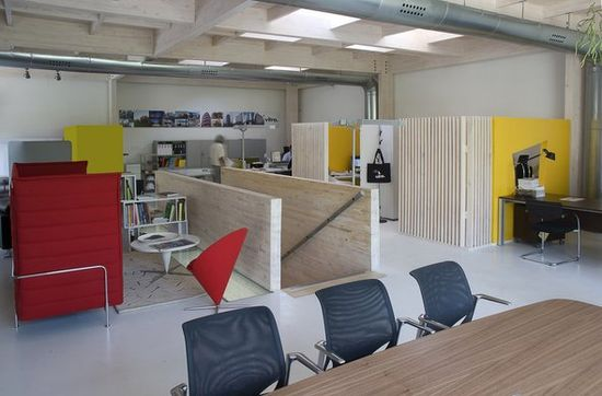Cool office design