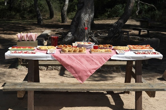Red Picnic!
