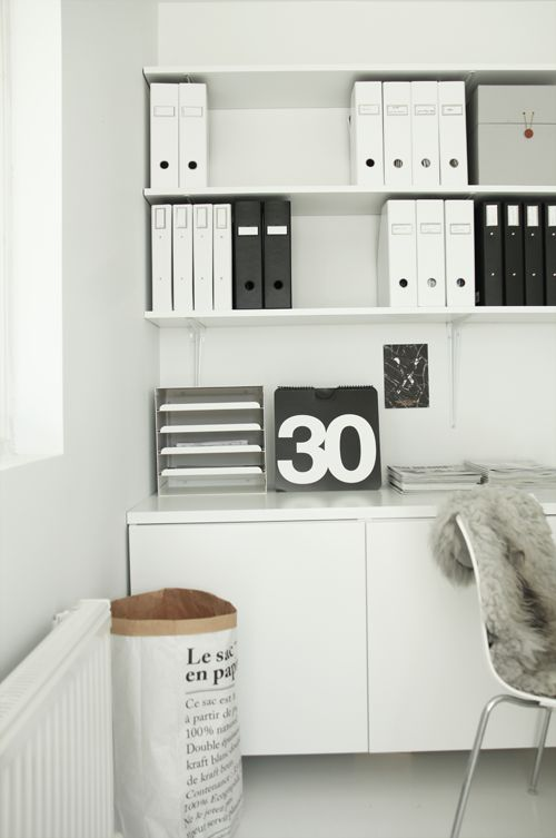#interior design #office spaces #display #organization #minimalism #style #inspiration #home decor - elisabeth heier