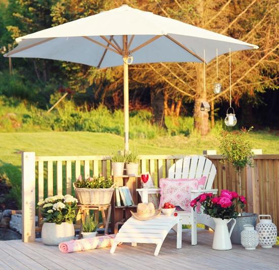 if I had a veranda...