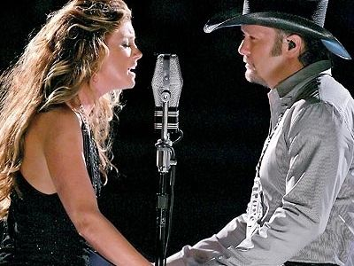 Tim McGraw and Faith Hill ?