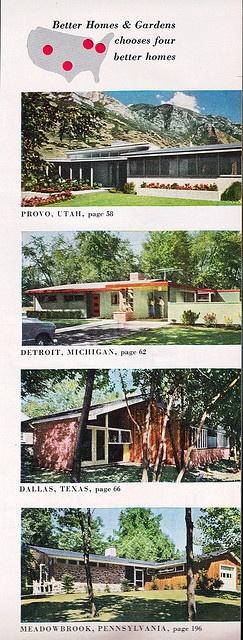 Better Homes 1952