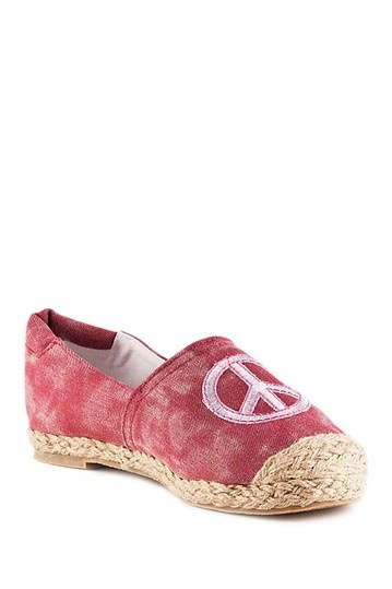 Molli Canvas Espadrille on HauteLook
