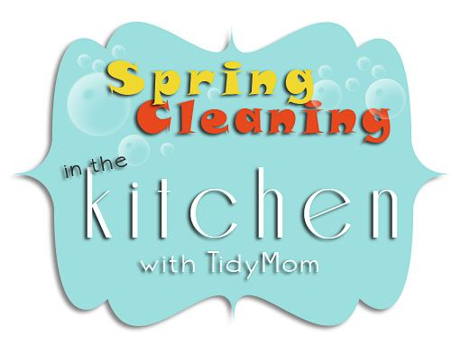 Spring Cleaning Tips by @Cheryl Tidymom