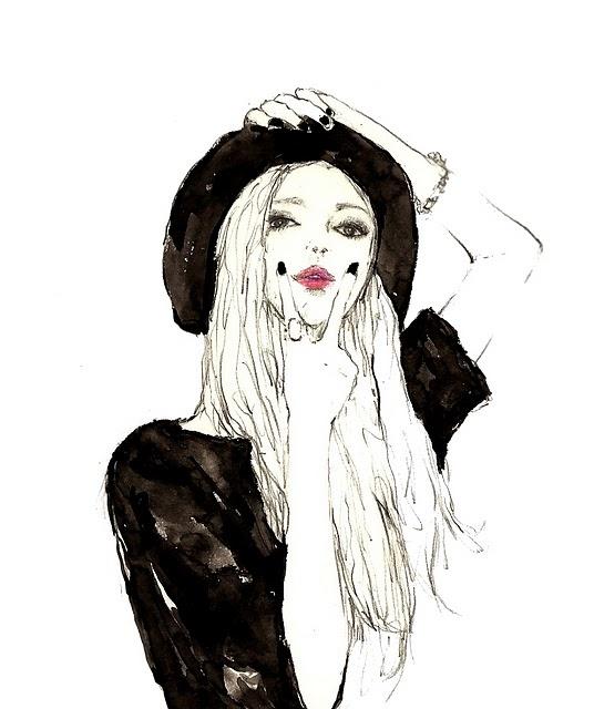 [ Gala ] Vita Yang #fashion #illustration