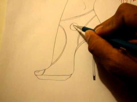 fashion shoe tutorial 2