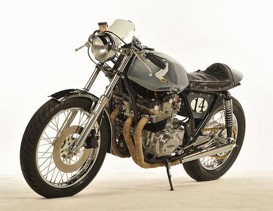 Honda CB 750 Custom Cafe