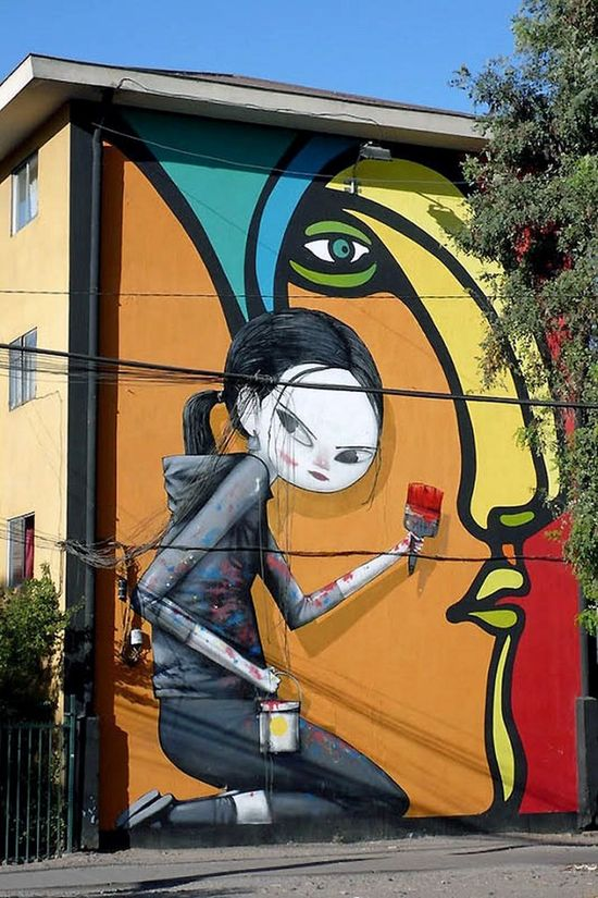 Beautiful Street Arts (10+ Photos)