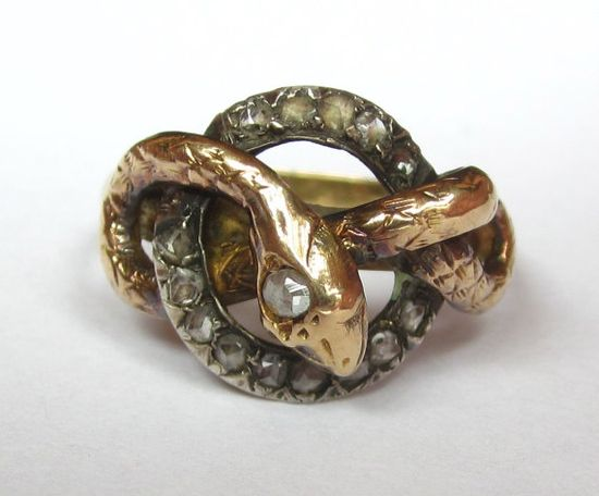 ring - Early Victorian
