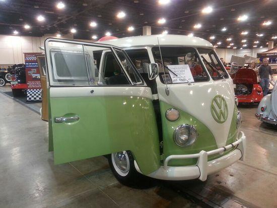 Kaitlyn's dream car when she was 14