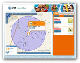 Tracking app with GPS from AT called FamilyMap. So smart for families with teens.