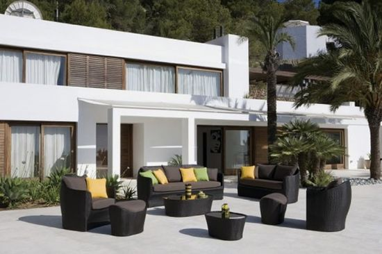 Modern Luxury Patio Furniture Sets