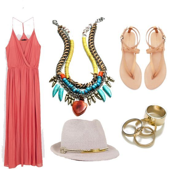 SUMMER OUTFIT by umblogfashion, via #summer clothes style