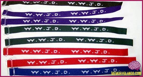 W.W.J.D. 90s fashion.