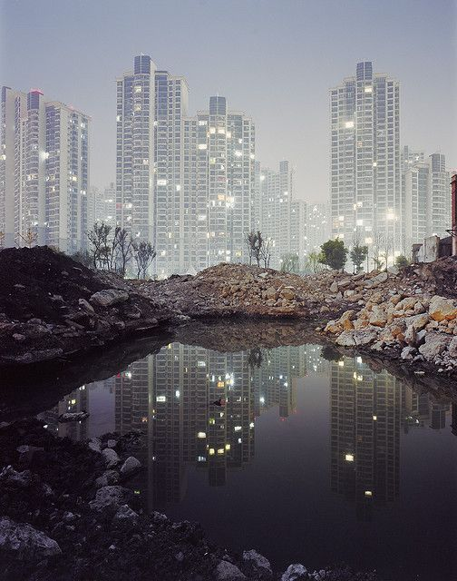 Shanghai, China  ~ Photo: Harry Kaufmann