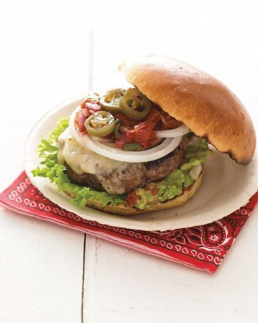 The Perfect Burger Recipe- Take Under 30 Minutes!