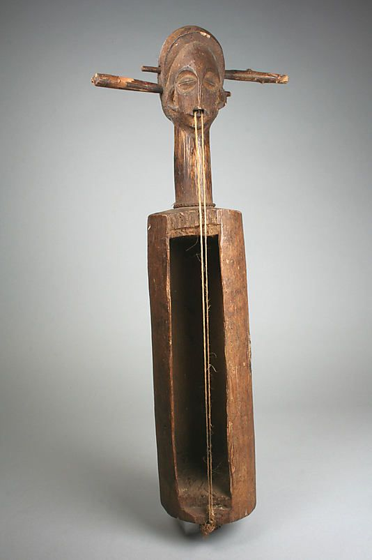 String Instrument: Head (Kalumbeti)