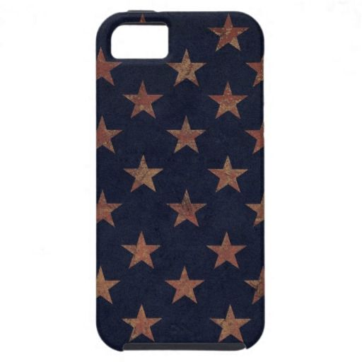 vintage american stars i-phone case iPhone 5 case  Click on photo to purchase. Check out all current coupon offers and save! www.zazzle.com/...