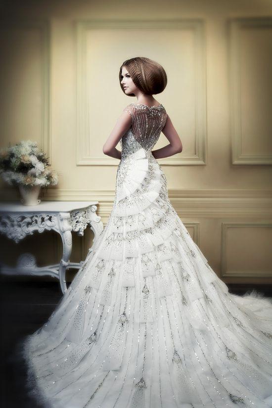 HAUTE WEDDING GOWNS