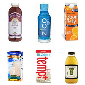 The Truth About 6 Common Health Drinks