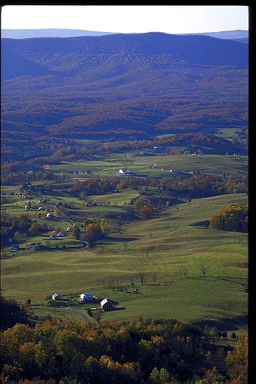 West Virginia farms