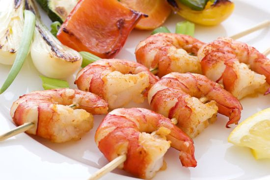 Spicy #Shrimp Skewers #Recipe #cooking #recipes
