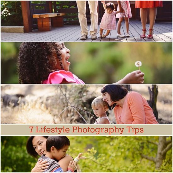 7 Lifestyle Photography Tips