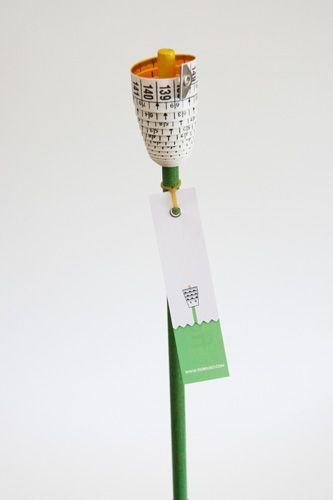 #Fiore Calla smisurataby FioRIuso: 9,00 €  #recycle #ecologic #creative #handmade