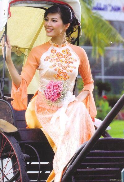 Nhung Kieu Ao Dai