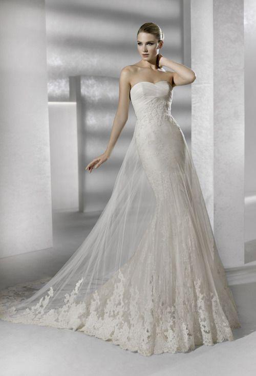 La Sposa By Pronovias 2012 #bridal #gown #wedding #dress