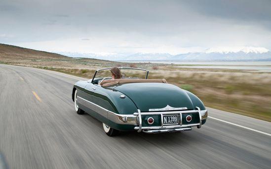1949 Kurtis Sport Car