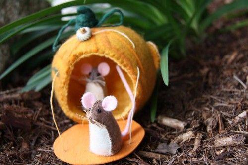DIY Some Very Cute Mice