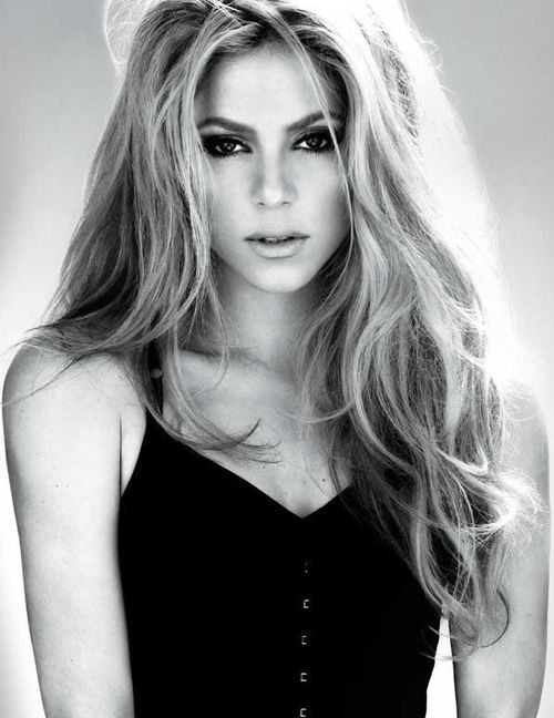 Shakira is one of my top 10 favorite artist not solely for her talent but her ability of giving back to those less fortunate than her. She is one person I would admit that I admire, she is not only beautiful outside but inside as well.