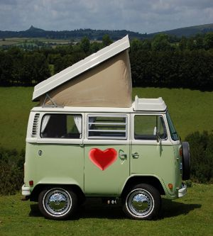 Mini VW Campers