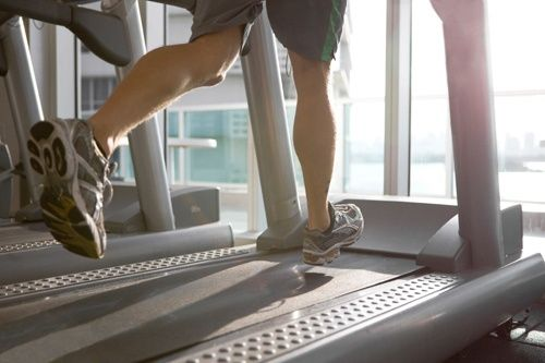Research shows that physical exercise builds up your muscles and your