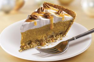 Turtle Pumpkin Pie recipe