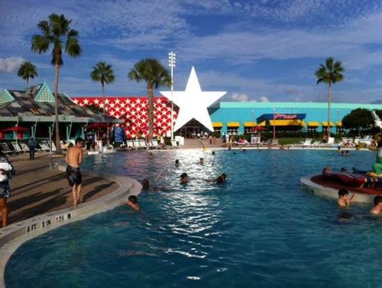 Review: Disney's All-Star Music Resort