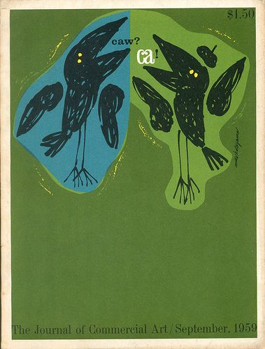 CA - 1959 : Cover by Mits Katayama
