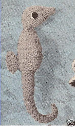 Stuffed Animal Knitting Patterns Free