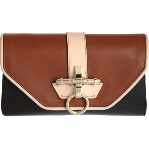 Givenchy Colorblock Obsedia Clutch