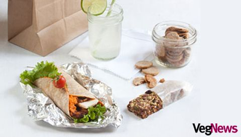 Check out this gluten free AND vegan kids meal menu! #lunchbox #back2school
