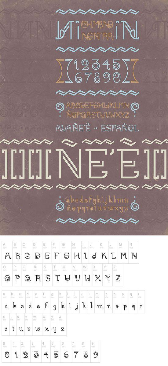 Best Free Fonts for Web/UI Design # 21