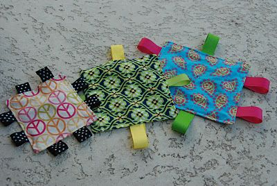 Baby crinkle toys